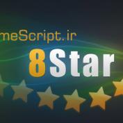 قالب ۸Star برای اسکریپت فروشگاه ساز Virtual Freer