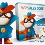 پلاگین افزودن امکانات فروشگاهی به ادیتور وردپرس WP Sales Code