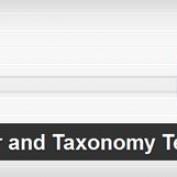 افزونه تغییر ترتیب گروه ها در وردپرس Category Order and Taxonomy Terms Order