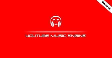 Youtube-Music-Engine